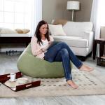 Как правильно выбрать бескаркасное кресло мешок